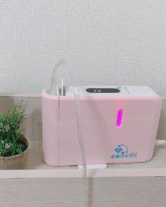 水素ガス吸引器 水素吸引器レンタル水素のチカラの画像1
